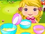 طبخ كعكة البيبى 2015