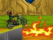 لعبة دراجة العاصفة