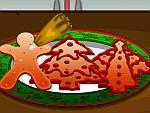 تحضير كعكة عيد الميلاد الميلاد