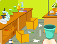 تنظير المختبر