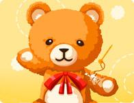 تنظيف الدب تيدي