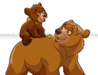 تلوين الدببة