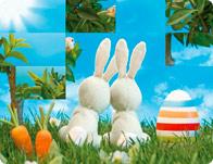 لغز ارنب عيد الفطر