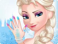 مانيكير الأميرة اليسا