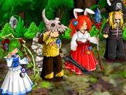 لعبة ملحمة معركة الخيال4