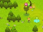 لعبة حراس الغابات | العاب ذكاء