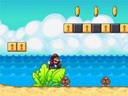لعبة شاطئ ماريو ريمكس