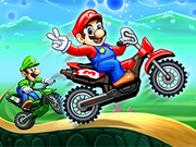 ماريو دراجة التحدى