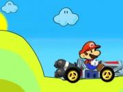 لعبة ماريو يصل الى الطريق