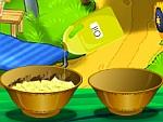 لعبة طبخ الفصوليا باللحم