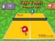 لعبة تنس الطاولة فينس فيرب