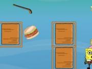 لعبة تغذية سبونج بوب