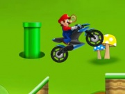 لعبة محرك سوبر ماريو
