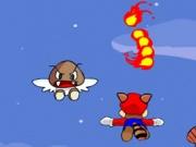 لعبة طيران ماريو