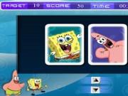 لعبة سبونج بوب سهم المهارة