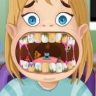 تنظيف الاسنان المخيفة