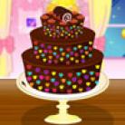 كعكة الشوكولاتة الرائعة