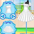 تصميم فستان الفرح للبنات