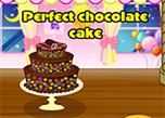 كعكة الشيكولاتة الرائعة