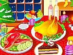 تحضير عشاء عيد الميلاد