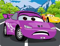 تلوين سيارة سالي