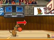 لعبة سكوبى دو كرة السلة