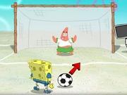 لعبة سبونج بوب كرة القدم
