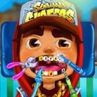 علاج اسنان مغامرة صب واي