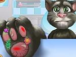 علاج قدم القط توم 2015
