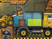 لعبة شاحنة اللودر