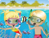 أسرار تحت الماء | العاب اطفال