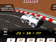 لعبة السباق السريع